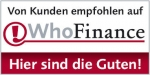 WhoFinance - Top 500 beste Finanzberater Deutschlands